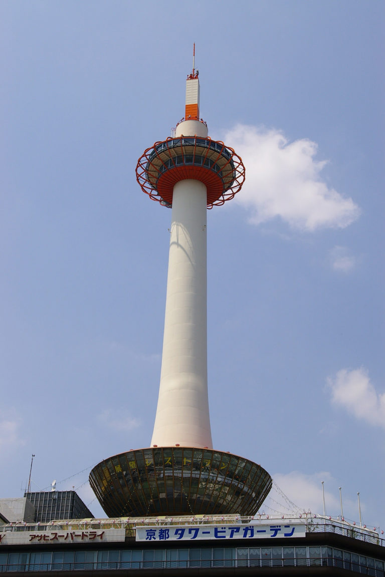 今日は何の日?12月28日_京都タワー