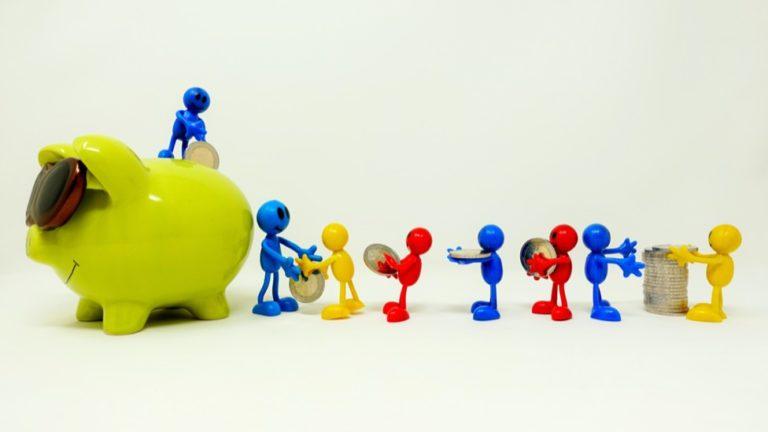 ネットで稼ぐ-お金起源