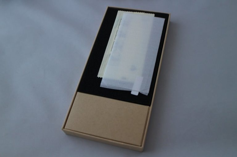iPhoneの画面割れ修理キット-開封の儀