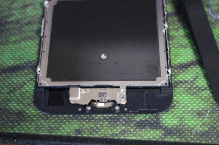iPhoneの画面割れ修理を自分で行う手順-22