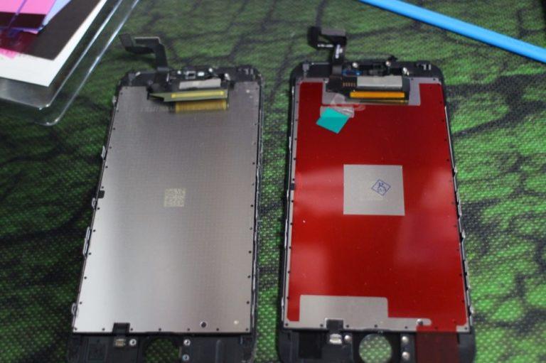 iPhoneの画面割れ修理を自分で行う手順-21