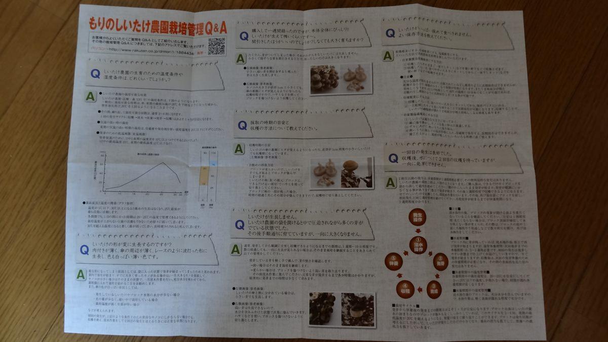 シイタケ栽培キット-10