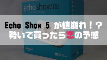 Echo_Show_5_できること-セール