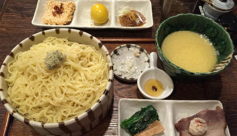 つけ麺_金字塔_赤羽焙煎つけ麺