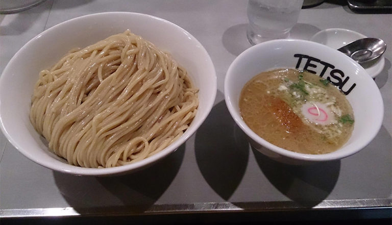 つけ麺_TETSU_レシピ