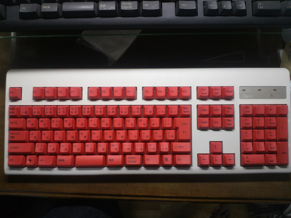 REALFORCE108UH7