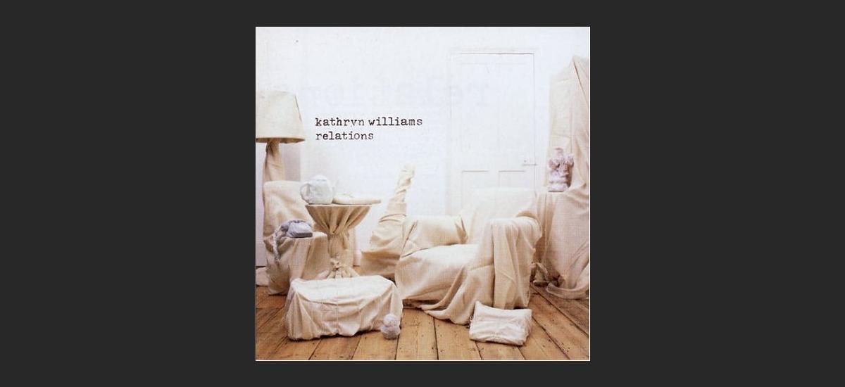 『Relations』淋しい時に聴くアルバム。もっと淋しくなる…