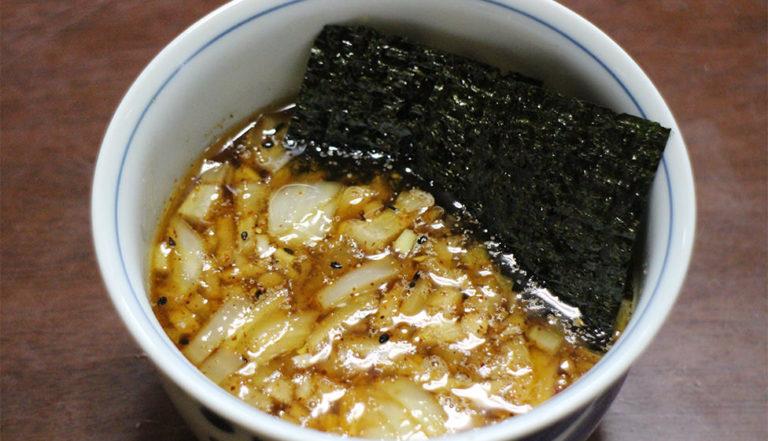 つけ麺_やすべえ_レシピ-完成