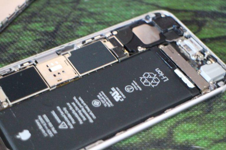 iPhoneの画面割れ修理を自分で行う手順-24