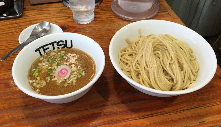つけ麺_TETSU_夜